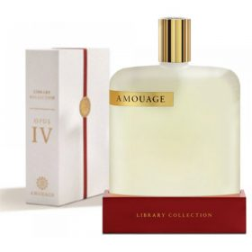 Amouage Library Collection Opus IV 100ml Original Perfume For Women Price In Pakistan