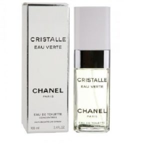 Chanel Cristalle Eau Verte - 100ml EDT Original Perfume For Women Price In Pakistan