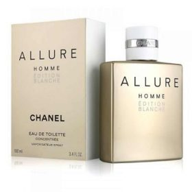 Original Chanel - Allure Homme Edition Blanche 100ml EDT Price In Pakistan
