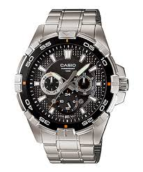 Casio - Enticer Watch - Men's - MTD-1069D-1AV Price In Pakistan
