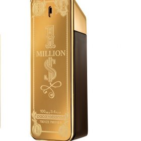 Paco Rabanne 1 Million $ Collectors Edition 100ml Original Perfume For Women Price In Pakistan