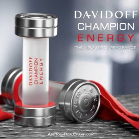 Original Davidoff Champion Energy - 90ml EDT Price In Pakistan
