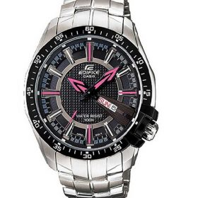 Casio - Edifice Watch EF-130D-1A4VDF - For Man Price In Pakistan
