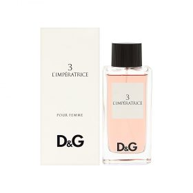D&G 3 L'Impératrice - 100ml EDT Original Perfume For Women Price In Pakistan