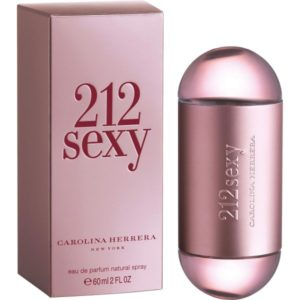 Original Carolina Herrera 212 Sexy 60ml EDP Price In Pakistan