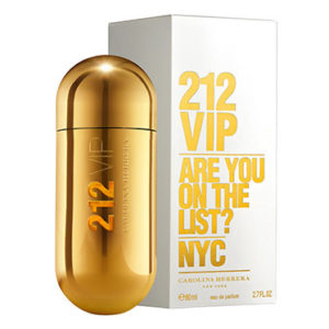 Original Carolina Herrera 212 VIP 80ml EDP Price In Pakistan