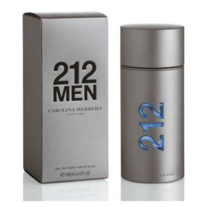 Original Carolina Herrera 212 Men - 100ml EDT Price In Pakistan