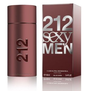 Original Carolina Herrera 212 Sexy Men 100ml EDT Price In Pakistan