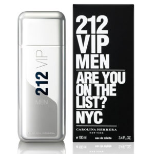Original Carolina Herrera 212 VIP Men 100ml EDT Price In Pakistan
