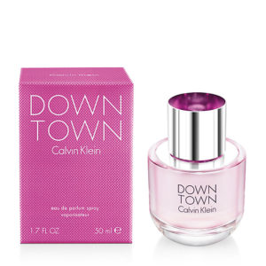 Down Town By Calvin Klein - 90ml EDP Original Perfume For Women Price In Pakistan