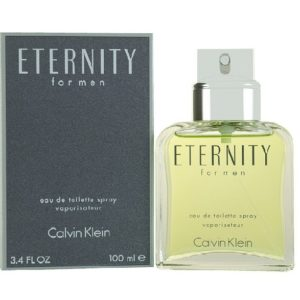Original Calvin Klein Eternity by 100ml Eau De Toilette Spray Price In Pakistan