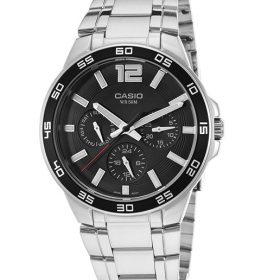 Casio - Enticer Watch - Men's - MTP-1300D-1AVDF Price In Pakistan