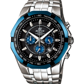 Casio Edifice EF-540D-1A2VUDF Chronograph Tachymeter Price In Pakistan