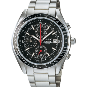 Casio Edifice EF-503D-1AVUDF Chronograph Tachymeter Price In Pakistan