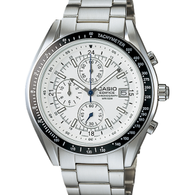 Casio Edifice EF-503D-7AVUDF Chronograph Tachymeter Price In Pakistan