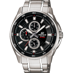 Casio Edifice EF-334D-1AVUDF Price In Pakistan For Men