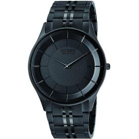 Citizen Black Men Stainless Steel Watch (Model No. AR3015-61E Price In Pakistan