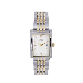 Citizen BH1375-58A - Stainless Steel Analog Watch For Men - Ivory Price In Pakistan