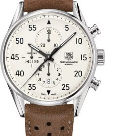 TAG Heuer Carrera SpaceX With Swiss Flyback Chronograph Price In Pakistan