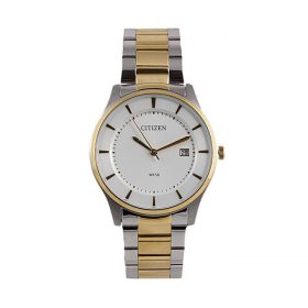 Citizen BD0046-51A - Stainless Steel Analog Watch For Men - White Price In Pakistan