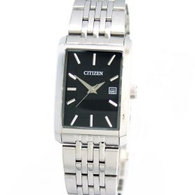 Citizen BH1670-58E - Stainless Steel Analog Watch For Men - Black Price In Pakistan