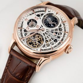 Patek Philippe Dual Time Limited Edition TourBillon Price In Pakistan