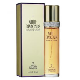 Elizabeth Taylor - White Diamonds - 100ml EDT Original Perfume For Women Price In Pakistan