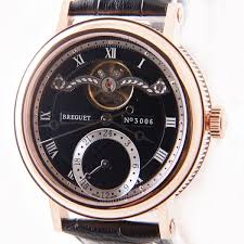 Breguet No3006 Leather brown strap watch Price In Pakistan
