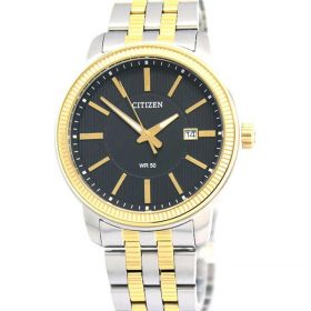 Citizen BI1084-54E - Stainless Steel Analog Watch For Men - Black Price In Pakistan