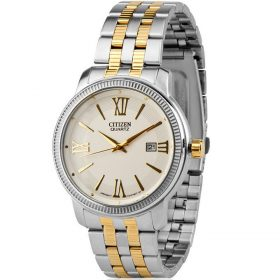 Citizen BI0984-59A - Men's Stainless Steel Watch - Two Tone Price In Pakistan