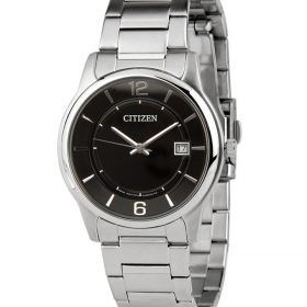 Citizen BD0020 -54E - Men Stainless Steel Watch - Silver Price In Pakistan