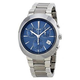 Rado D-Star Chronograph Blue Dial Ceramos and Stainless Steel Mens Watch R15937203 Price In Pakistan