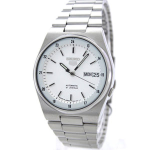 Seiko White Dial Stainless Steel Watch For Men - SNXM17J5 Price In Pakistan