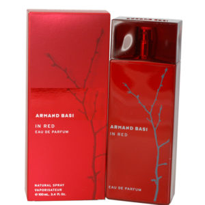 Armand Basi In Red Perfume - 100ml EDP Original Perfume For Women Price In Pakistan