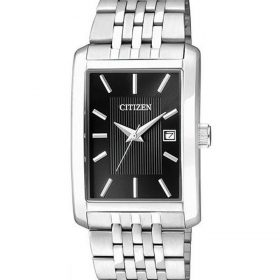 Citizen BH1670-07E - Stainless Steel Analog Watch For Men - Black Price In Pakistan