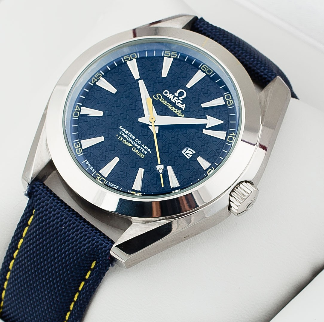 Omega Seamaster 007 Gauss Limited Edition Price In