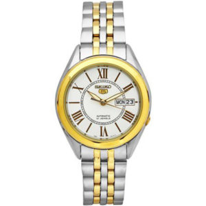 Seiko White Dial Stainless Steel Watch For Men - SNKL36J1 Price In Pakistan
