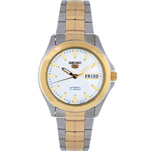 Seiko White Dial Stainless Steel Watch For Men - SNKK94J1 Price In Pakistan