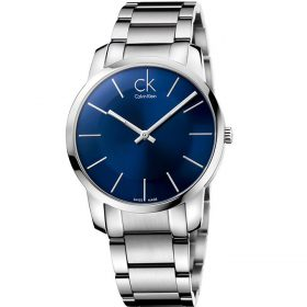 Calvin Klein K2G2114N - City Watch for Men - Blue Price In Pakistan