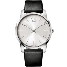 Calvin Klein K2G211C6 - City Watch for Men - Black Price In Pakistan