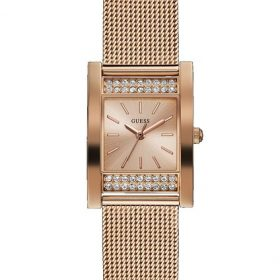 Guess Rose Gold Women's Watch Crystal W0127L3 Price In Pakistan