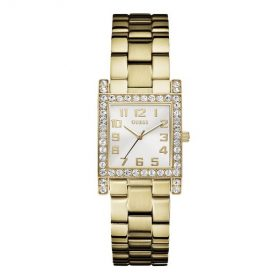 Guess W0128L2 Women's Gold Dress Watch Price In Pakistan