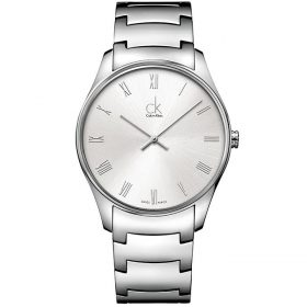 Calvin Klein K4D2114Z - Classic Watch for Men - Silver Price In Pakistan