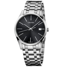 Calvin Klein K4N21141 - Time Watch for Men - Black Price In Pakistan