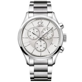 Calvin Klein K2H27126 - Masculine Watch for Men - Silver Price In Pakistan