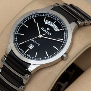 Rado Basel World Black Silver Price In Pakistan