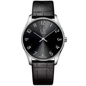 Calvin Klein K4D211CX - Classic Watch for Men - Black Price In Pakistan