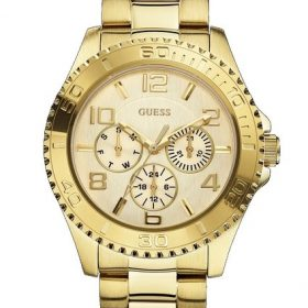 Guess Sporty Gold Watch W0231L2 Price In Pakistan