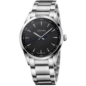 Calvin Klein K5A31141 - Bold Watch for Men - Black Price In Pakistan