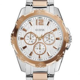 GUESS W0232L4 Women's Sporty Two-Tone Multi-Function Watch Price In Pakistan